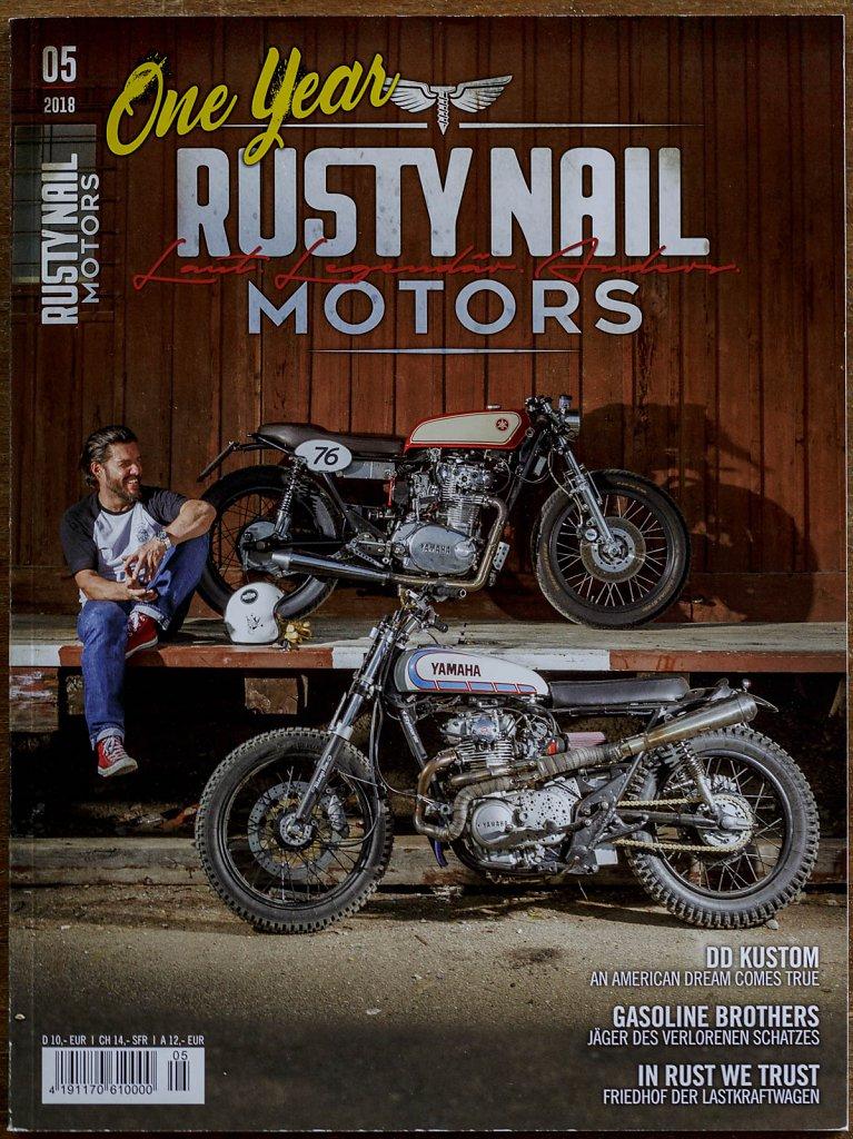Rusty Nail Motors