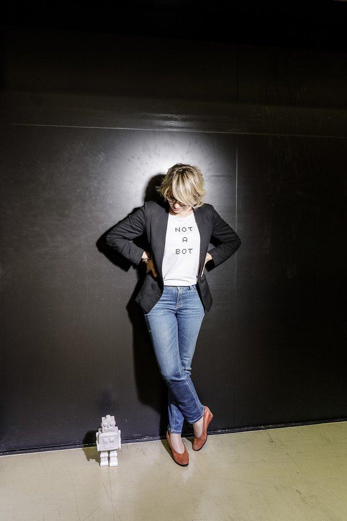 Martina Mara - Roboter Psychologin