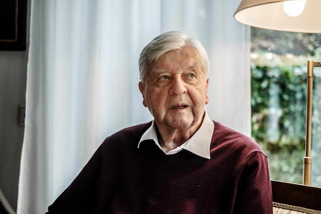 Portrait Hans Maier